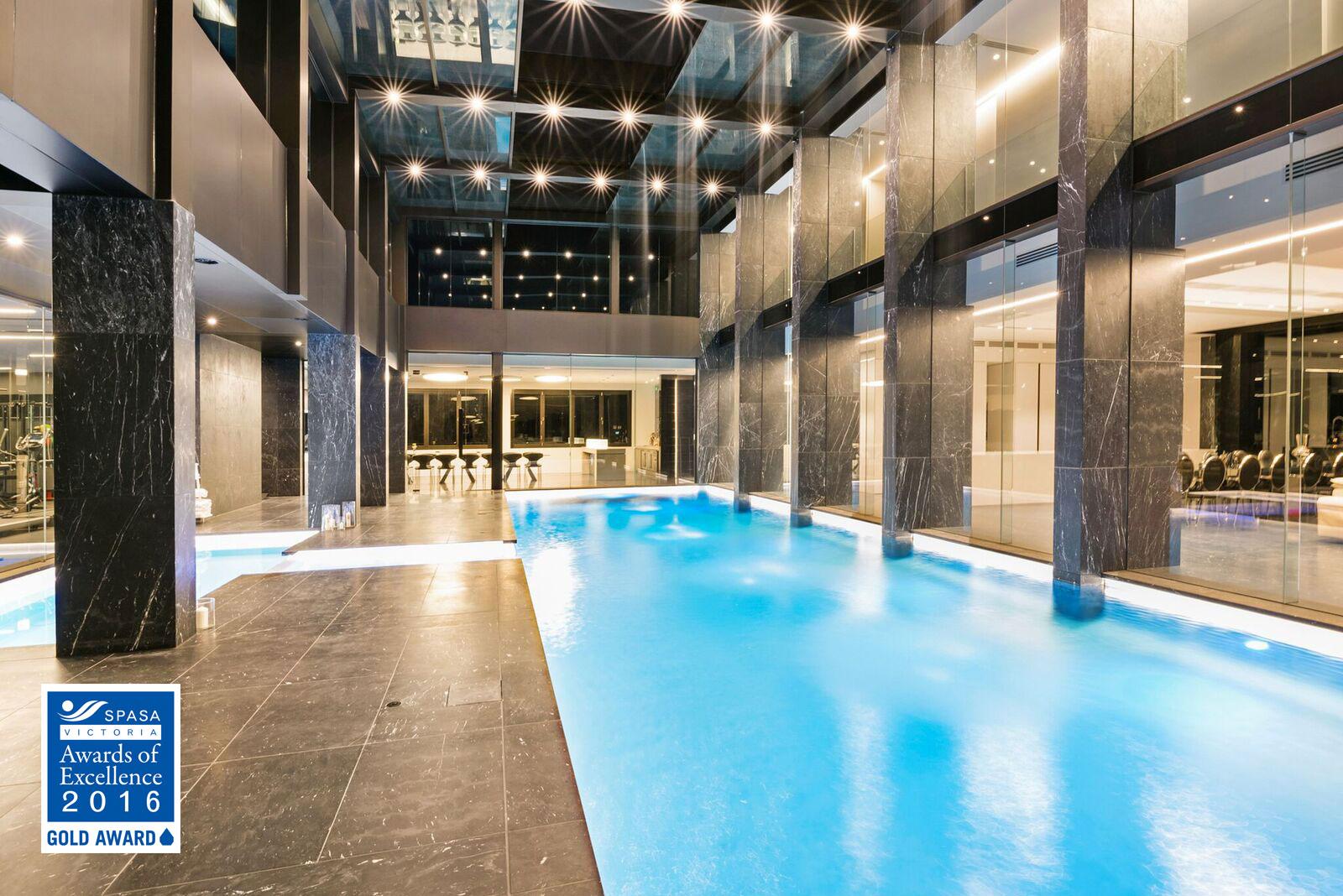 spasa awards showpiece pools. Black Bedroom Furniture Sets. Home Design Ideas